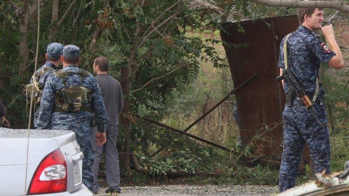 В Чечне совершено нападение на сотрудников полиции