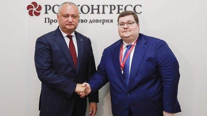"""Александр Додон стал совладельцем """"Архплей Девелопмент"""""""