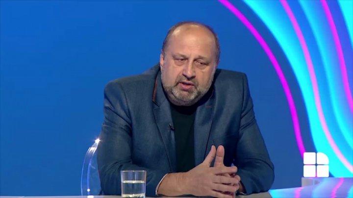 Виталий Андриевский заявил, что ему угрожают