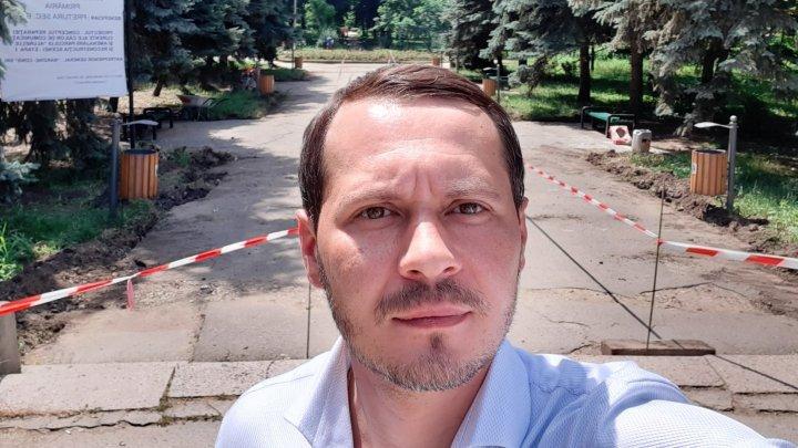 Руслан Кодряну прокомментировал ситуацию с отставкой в соцсетях