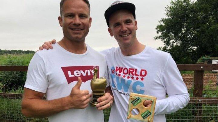 В Англии прошел чемпионате мира по борьбе на больших пальцах рук