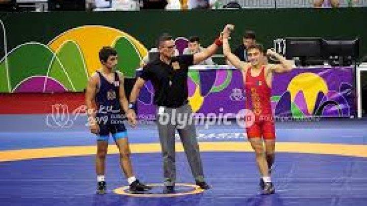 Константин Кириллов принес Молдове вторую медаль фестиваля в Баку