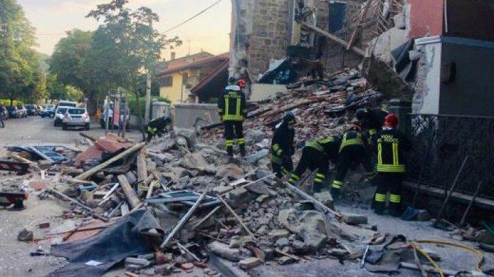 В Колумбии три человека погибли при обрушении жилого дома