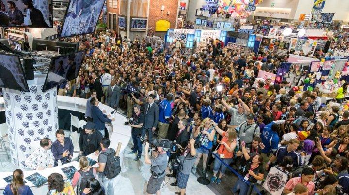 В Сан-Диего открылся юбилейный Comic-Con (видео)