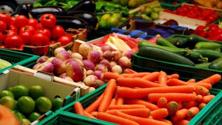 Молдавские овощи стоят дороже экзотических фруктов