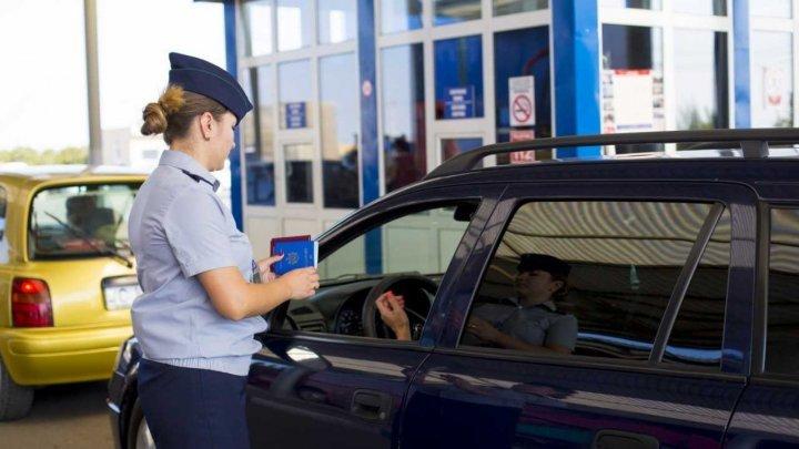 На границе села Тудора остановили водителя с поддельными правами