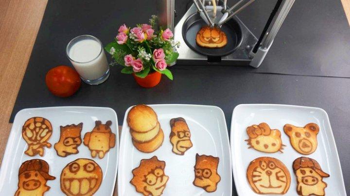 Ученые назвали сроки выпуска первого пищевого 3D-принтера для функционального питания