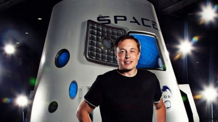 Маск: SpaceX могло бы и не существовать, если бы не высадка человека на Луну