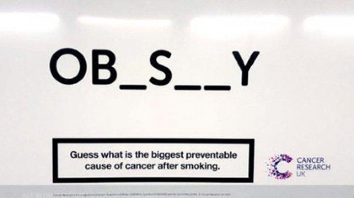 Реклама против ожирения вызвала у зрителей чувство тошноты