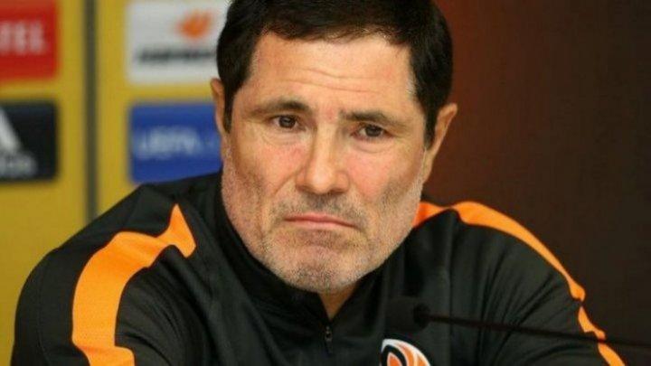 Молдавская федерация футбола расторгла контракт с Александром Спиридоном