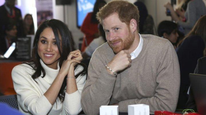 Меган Маркл и принц Гарри хотят купить дом в США