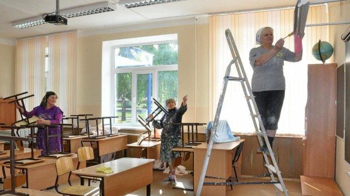 В столице к началу учебного года отремонтируют 252-е школы и детсада