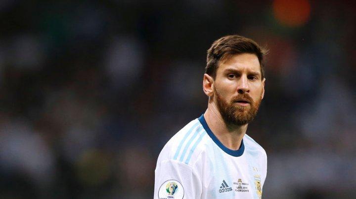 СМИ: Месси могут отстранить от выступлений за сборную Аргентины на два года