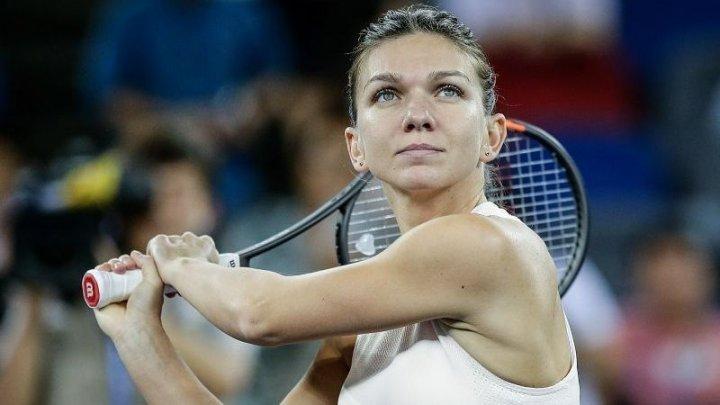 Румынская теннисистка Симона Халеп обыграла 15-летнюю американку Кори Гауфф