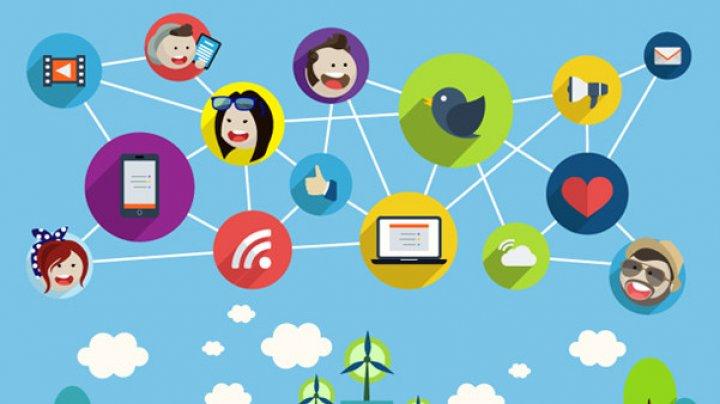 Бизнес в соцсетях становится популярным и в Молдове