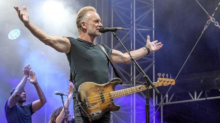 Стинг отменил еще три концерта в Европе из-за плохого самочувствия