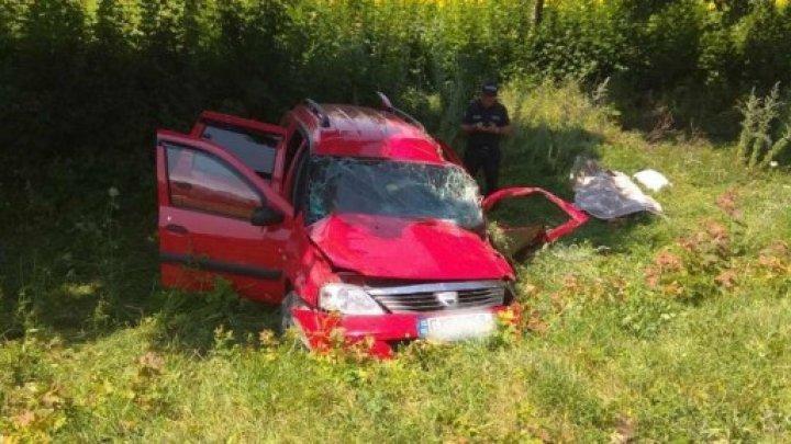 Страшная авария в Сынжерей: водитель и пассажир скончались на месте (фото)