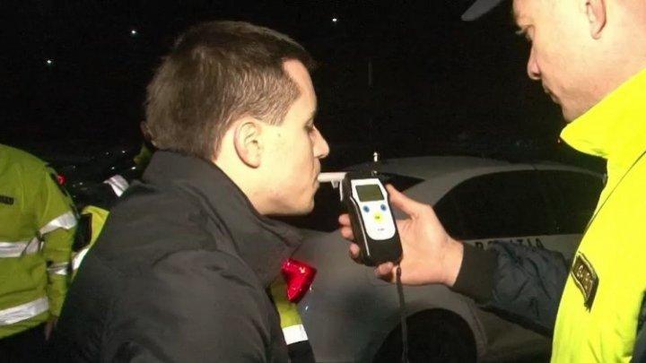 Нарушителей меньше не становится: в минувшие выходные патрульные остановили 43 пьяных водителей