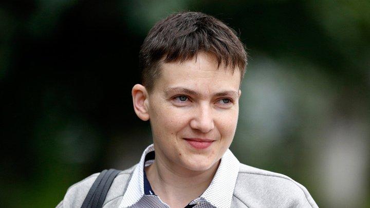 Надежду Савченко на выборах поддержали 8 украинцев