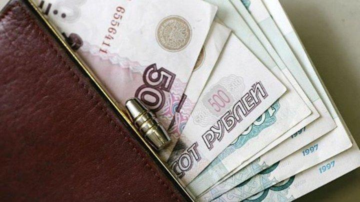Трем четвертям россиян не хватает денег до зарплаты