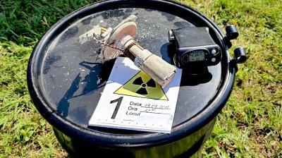 На территории Кишиневского аэропорта обнаружили 30 радиоактивных предметов