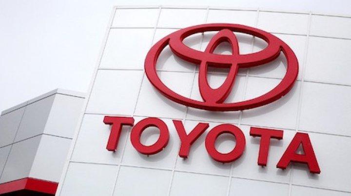 В Японии загорелся головной офис Toyota