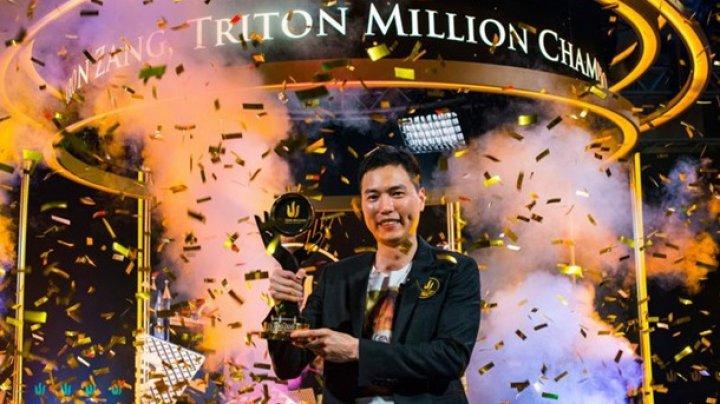 Игрок-любитель из Китая выиграл самый дорогой турнир в истории покера