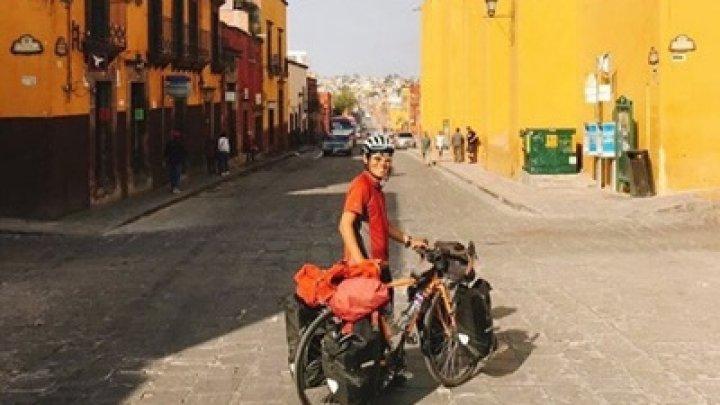 Японец, который хотел объехать вокруг света на велосипеде, погиб в Перу