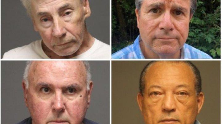В США шесть пенсионеров арестовали за публичный секс