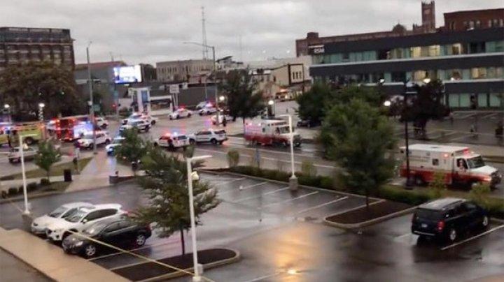 В США два ребенка стали жертвами ДТП с угнанным полицейским авто