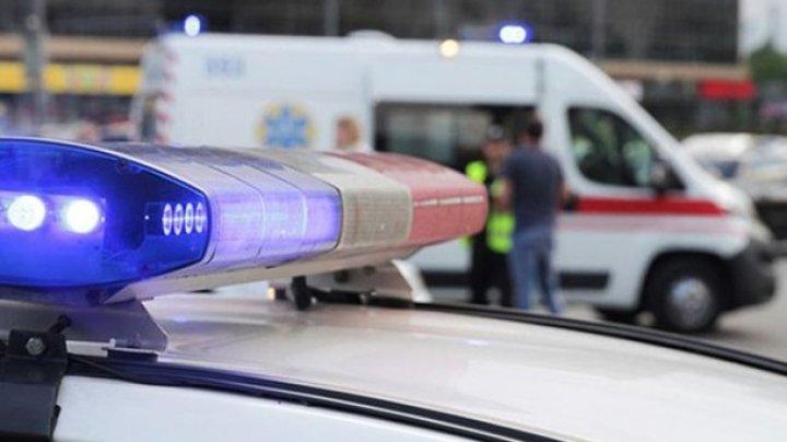 В Киеве водитель устроил стрельбу: есть раненый