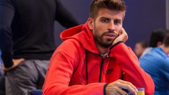 Футболист Жерар Пике выиграл более 350,000 евро в покерном турнире