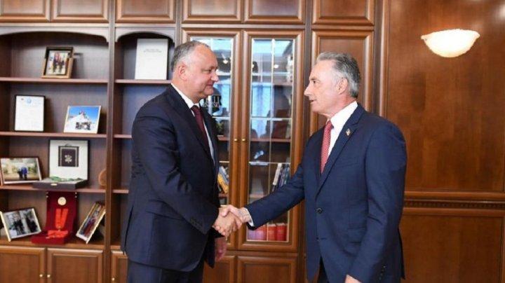 Виктор Гайчук стал секретарем Высшего совета безопасности и советником президента по вопросам обороны