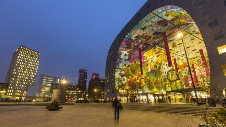 Евровидение-2020 пройдет в Роттердаме