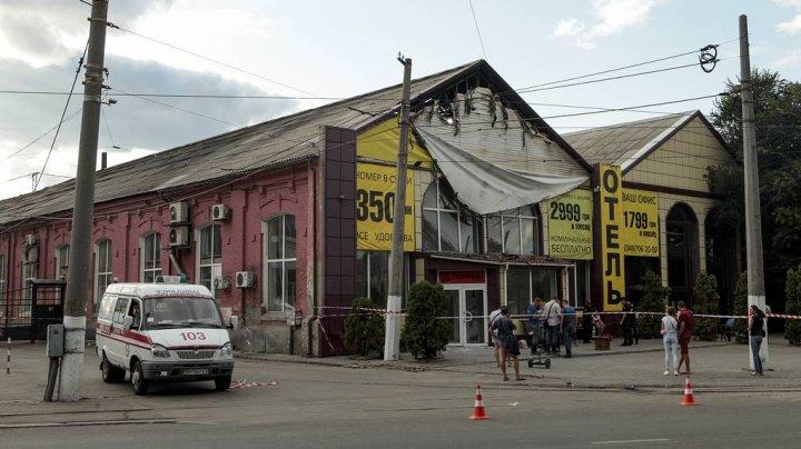 Суд арестовал владельца отеля в Одессе, где при пожаре погибли девять человек