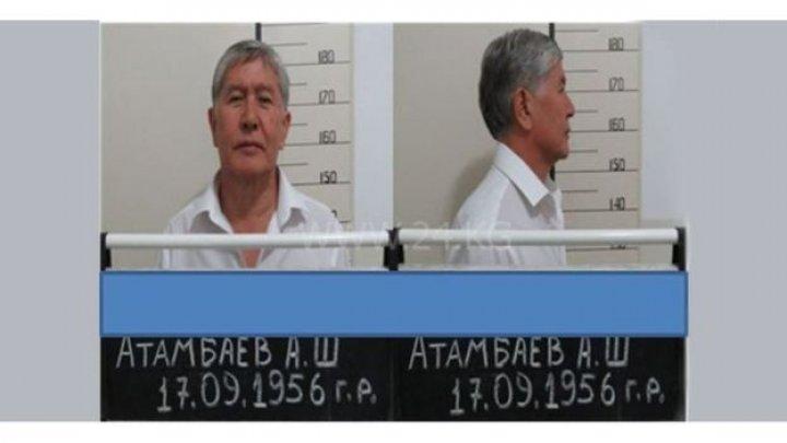 Задержан бывший президент Кыргызстана Алмазбек Атамбаев