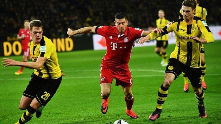 Боруссия обыграла Баварию и стала обладателем Суперкубка Германии