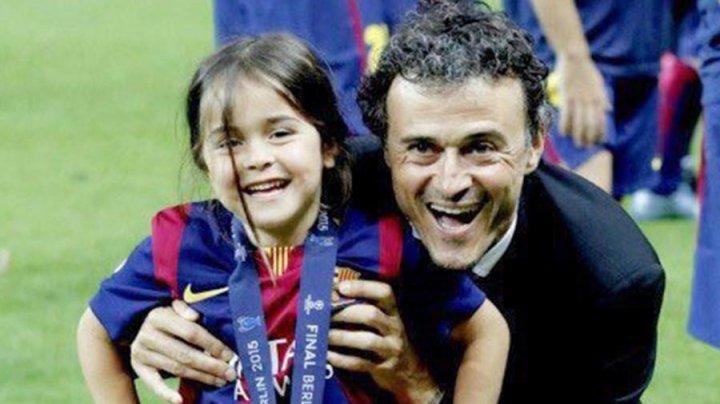 Умерла девятилетняя дочь бывшего тренера сборной Испании