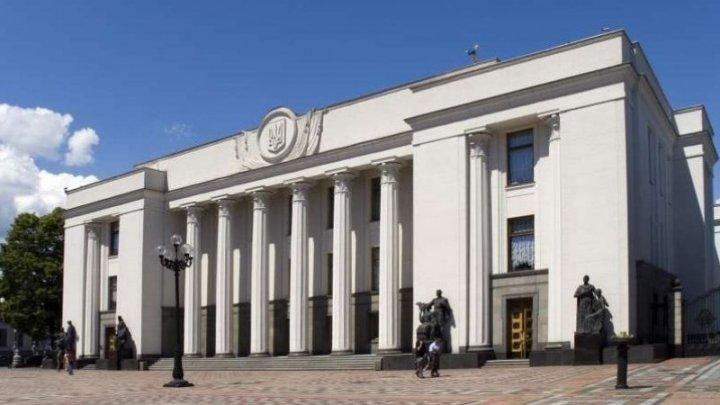 Верховная рада IX созыва в первый день работы заседала около 16 часов
