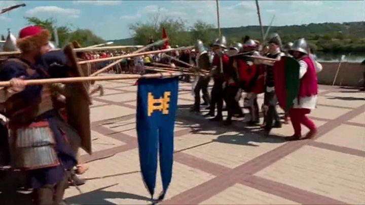 """В Сороках проходит средневековый фестиваль """"Пятая башня"""""""