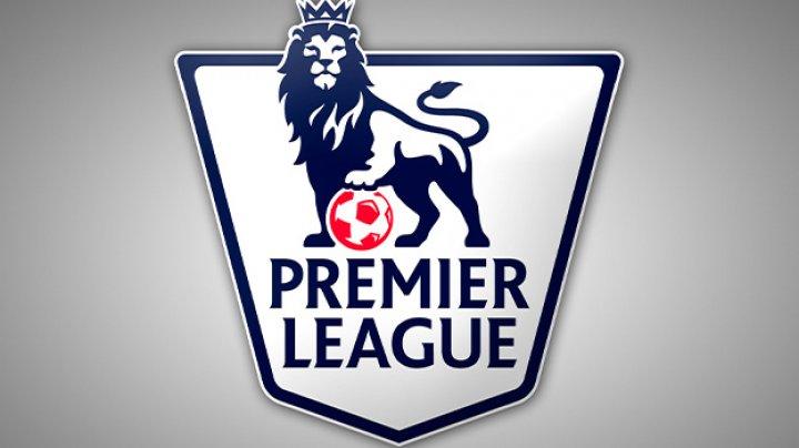 Английская футболная премьер лигв