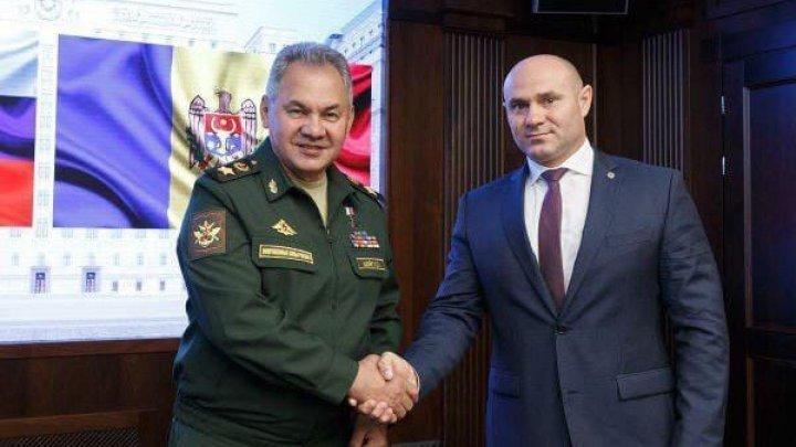 Новый глава Минобороны намерен восстановить диалог с РФ в сфере безопасности