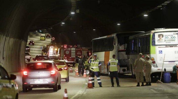 Более 50 человек получили травмы в результате аварии в Рио-де-Жанейро