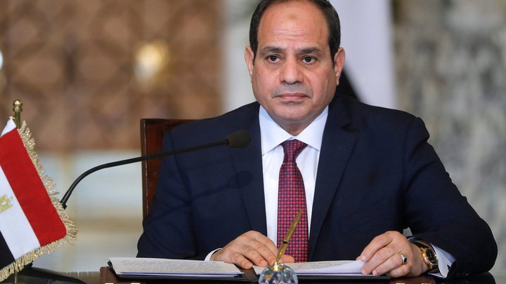Президент Египта назвал взрыв в Каире терактом