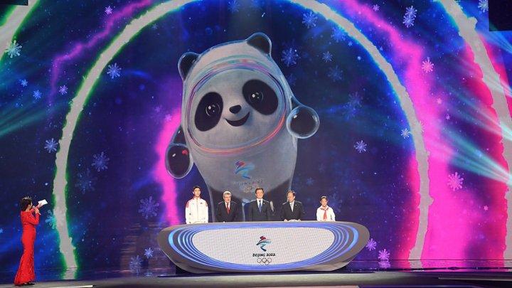 Назван талисман зимних Олимпийских игр 2022 года в Пекине