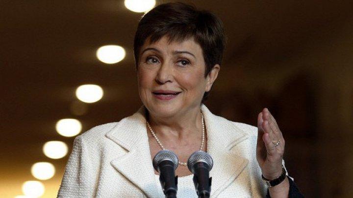 Кристалина Георгиева является единственным кандидатом на пост главы МВФ