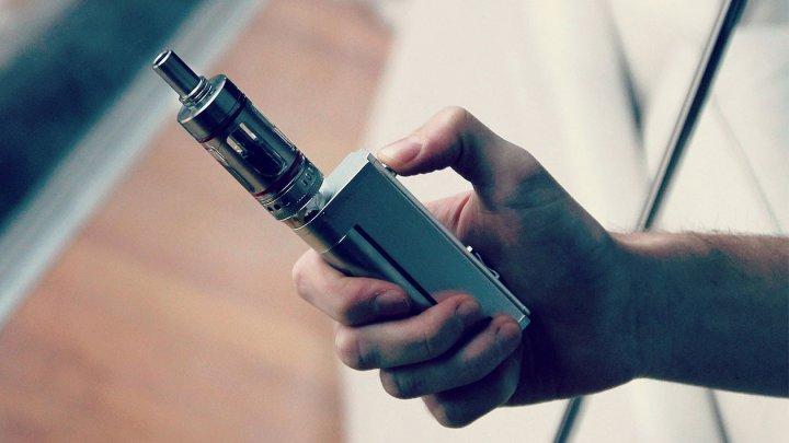 Врачи показали, во что превратились лёгкие студента через два года курения вейпа (ФОТО)