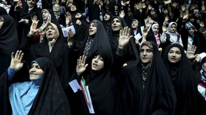 Иранским женщинам разрешат смотреть мужской футбол