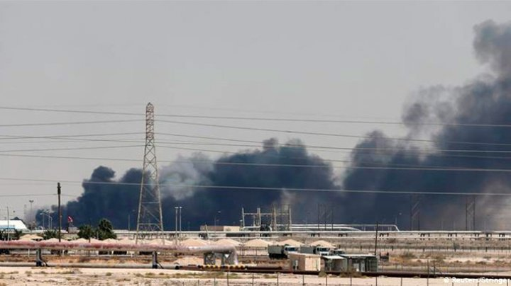США обвиняют Иран в атаке на НПЗ Саудовской Аравии