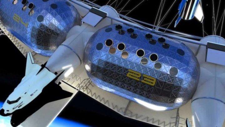 На орбите Земли откроют первый в истории космический отель